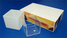 pudełka z tworzyw sztucznych